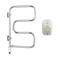 Swiveling Towel Warmer WarmlyYours Elements (Plug-In with WeMo Plug-In S... - $217.55