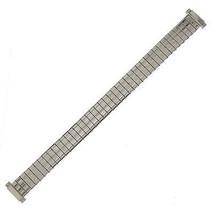 Kreisler 10-12mm Metal Link Short Silver Tone W... - $15.26