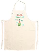 Unisex Adult Funny Kiss Me Under the Mistletoe Hidden Message Adjustable... - $14.95