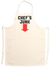 Adult Chef's Junk Funny Adjustable Apron - $14.95