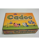 Cranium Cadoo For Kids Board Game 2002 Family Activity   - $8.99