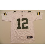 M7 New REEBOK Green Bay Packers Aaron Rodgers Men's Jersey Men's M - $27.83