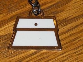 Kathy Van Zeeland Keychain White House Key Chain  - $7.99