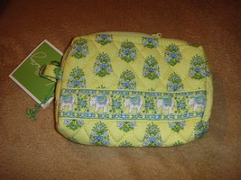 Vera Bradley Citrus Small Cosmetic Case - $25.99