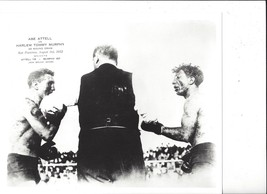 Abe Attell Vs Harlem Tommy Murphy 8X10 Photo Boxing Picture - $3.95