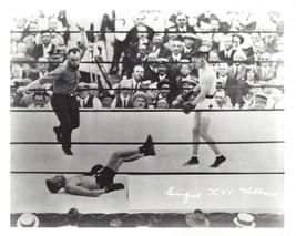 Eugene Crique Vs Johnny Kilbane 8X10 Photo Boxing Picture - $3.95