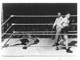 Bob Pastor Vs Bob Nestell 8X10 Photo Boxing Picture - $3.95