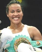 Cecilia Braekhus 8X10 Photo Boxing Picture Close Up - $3.95