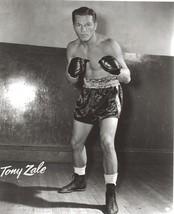 Tony Zale 8X10 Photo Boxing Picture - $3.95