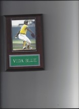 Vida Blue Plaque Baseball Oakland A's Athletics Mlb - $2.23