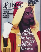 Jeff Chandler 8X10 Photo Boxing Magazine Picture - $3.95