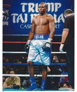 JERMAINE TAYLOR 8X10 PHOTO BOXING PICTURE - $0.98