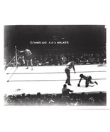 MAX SCHMELING KO's MICKEY WALKER 8X10 PHOTO BOXING PICTURE - $3.95