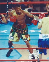 Nate Campbell Vs Rojas 8X10 Photo Boxing Picture - $3.95