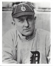 TY COBB 8X10 PHOTO DETROIT TIGERS BASEBALL PICTURE MLB CLOSE UP - $3.95