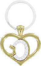 God's Heart Key Chain - $8.41
