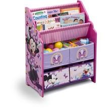 Book and Toy Organizer, Disney Book and Toy Organizer, Kids Book Organiz... - $55.00