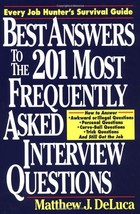 Best Answers to the 201 Most Frequently Asked I... - $1.95