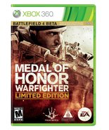 Medal Of Honor: Warfighter Limited Edition (Xbo... - $9.01