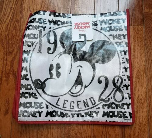 Disney Mickey Mouse Officially Licensed Reusable Tote Bag -1928 Legend
