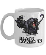 Black Panther Clawing Coffee Mug - $15.99