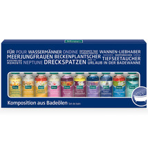 GERMAN Kneipp Bath Oil Collection -10 bottle set -Gift Box - 10 x 20ml - $37.61