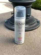BRAND NEW KENRA Volume Spray #25 Super Hold Finishing Spray 1.5oz Travel Size - $14.85