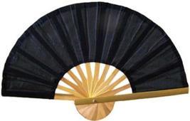 Black Bamboo Hand Fan Asian Hand Fans - $1.95