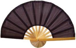Brown Bamboo Hand Fan Asian Hand Fans - $1.95