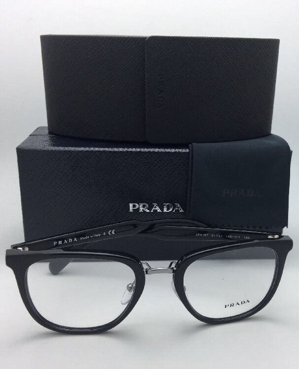 5797e162d9 New PRADA RX-able Eyeglasses VPR 10T 1AB-1O1 and 28 similar items