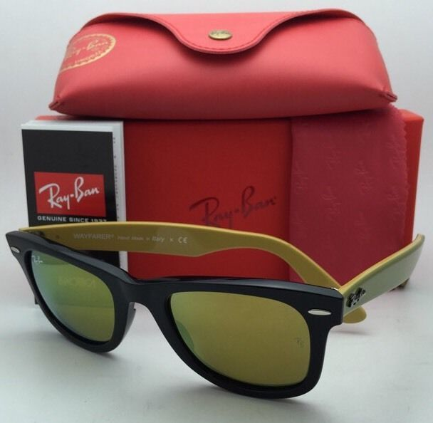 5514f7f01d New RAY-BAN WAYFARER Sunglasses RB 2140 and 50 similar items