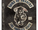 Sons of Anarchy: The Complete Series 1-7 [Blu-ray] (Bilingual) [Import]