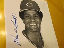 "MARIO SOTO Signed Cincinnati Reds 8""x10"" Baseball Photo -Guaranteed Auth... - $16.95"