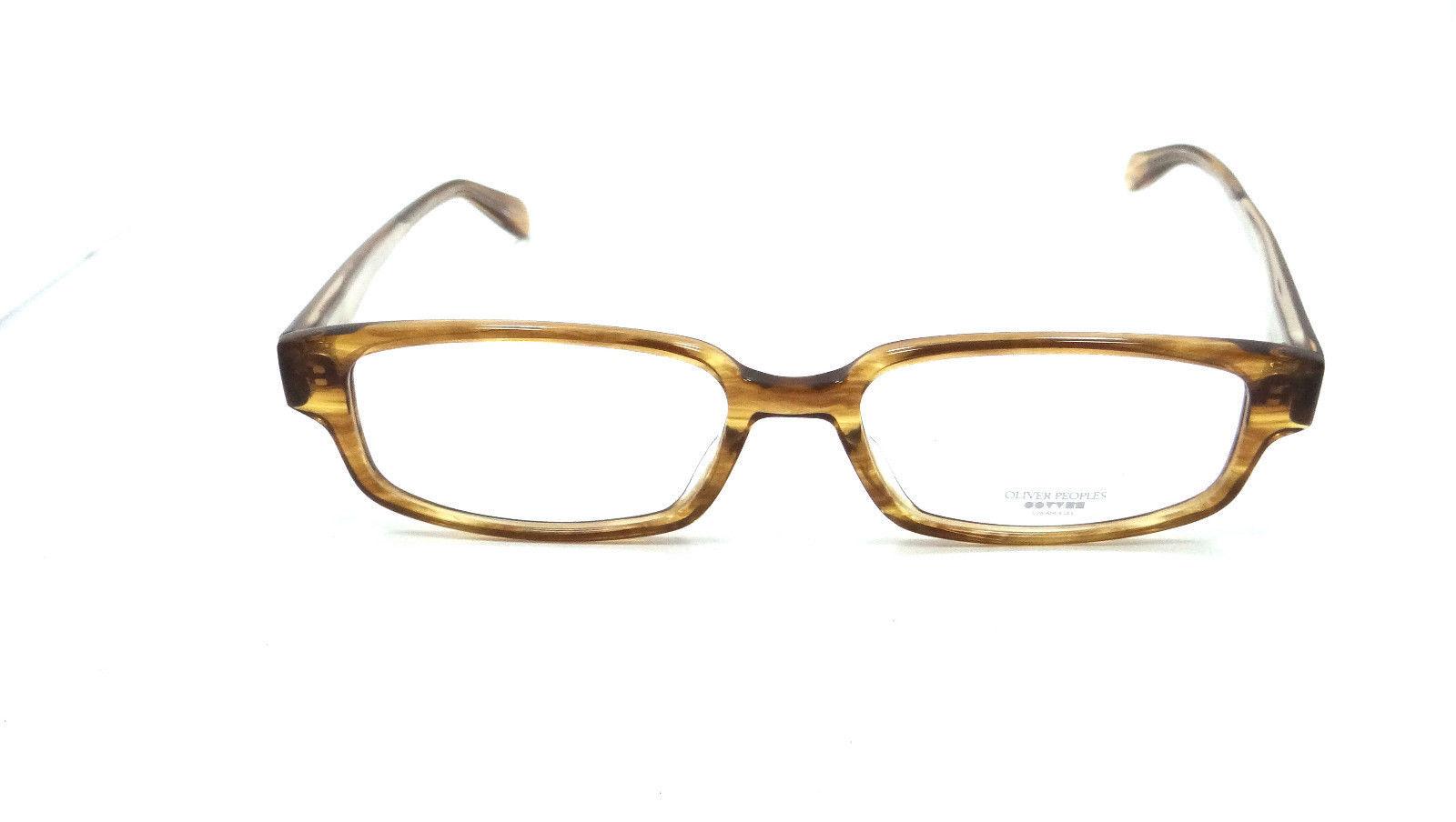 a267ed968d0 Oliver Peoples Rx Eyeglasses Frames Danver Smt 52x17 Smoketree Brown Japan