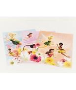 Disney's Tinkerbell & Friends Fairies Colorful 2 Pocket Folders, Lot of 3 - $15.88