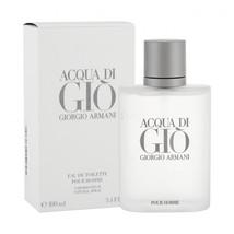 Giorgio Armani Acqua di Gio pour Homme 3.3 oz / 100 ml Eau de toilette - $100.00