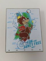 Bongo Fun And Fancy Free Ink And Paint Disney Pin Trading - $7.91