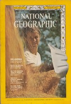 National Geographic Vol. 140, no. 2 - August 1971 - $7.99