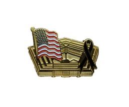 United States Pentagon 9-11 Building Lapel Pin - $7.95