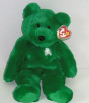 Erin Bear Ty Beanie Buddies Buddy 1998 - $19.97