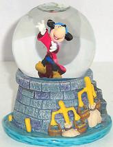 Disney Store Mickey Mouse Snowglobe Sorcerer Ap... - $49.95
