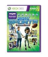Kinect Sports Season Two [Xbox 360] - $6.32