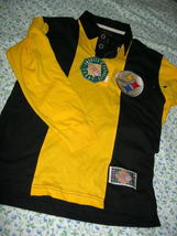 Pittsburgh Steelers Shirt.... NWT .... Size 14-16 Classic Team Collections - $17.99