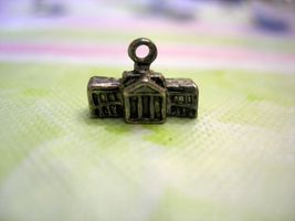 Vintage Sterling Silver White House Charm  .... - €12,18 EUR