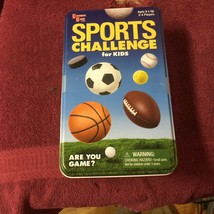 University Games Sports Challenge for Kids Ages 8 & Up 2-4 Players  dk1 - $8.17