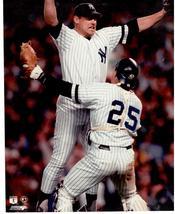 New York Yankees 1996 World Series Celebration Vintage 8X10 Color Baseball Photo - $4.99