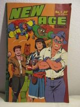 NEW AGE COMICS #1 - $0.99