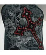 Explicit Black Cross Cap Hat NWT One Size - $9.99