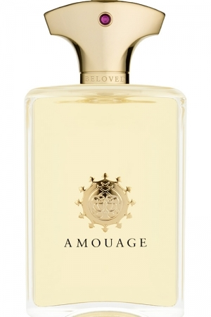 BELOVED by AMOUAGE 5ml Travel Spray Geranium Orange Vetiver Saffron Perfume Man