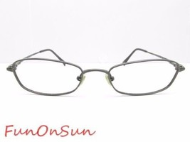 Ray Ban Eyeglasses RB8524 1022 Titanium Black Rectangle Frame 50mm Authentic - $77.59